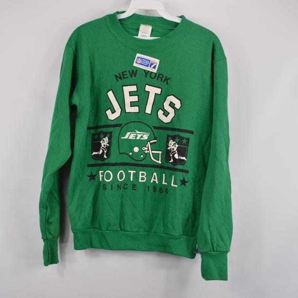 York Jets Crewneck Sweatshirt